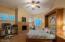 guest suite w/fire place