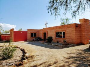 4731 N Palisade Drive, Tucson, AZ 85749