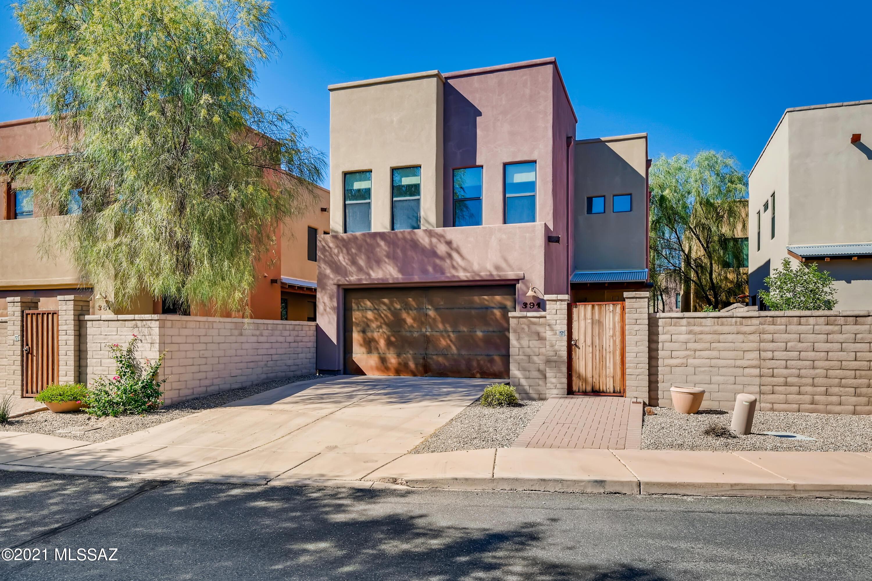 391 E Calderwood Road, Tucson, AZ 85704