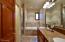 2nd Bathroom w/separate Shower & Tub