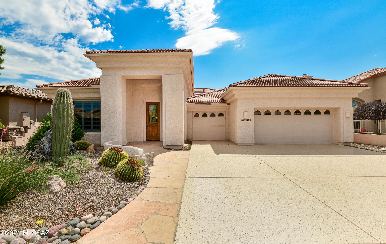 63109 E Flower Ridge Drive, Tucson, AZ 85739