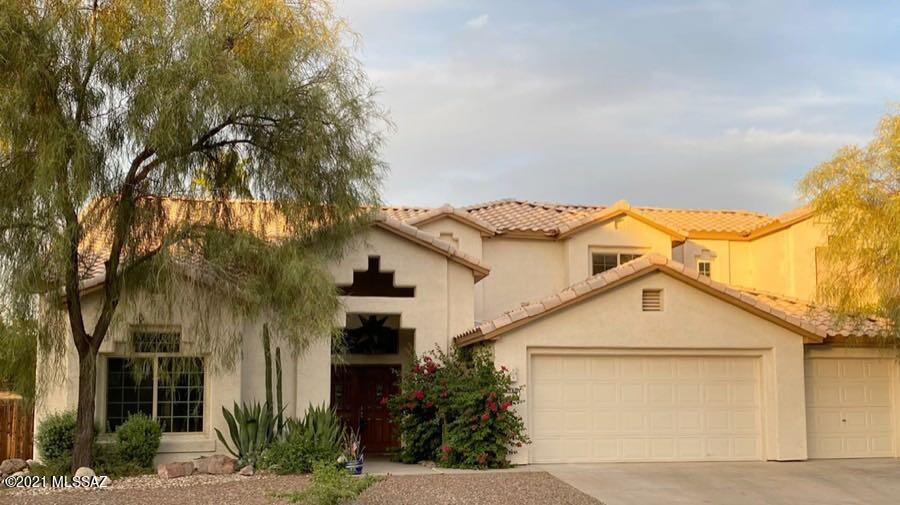 6874 W Rifle Way, Tucson, AZ 85743