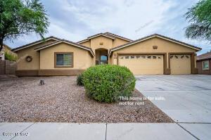 12524 N Stone Ring Drive, Marana, AZ 85653