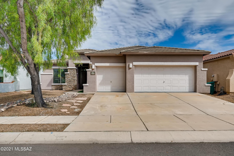 7480 W Cosmic Sky Drive, Tucson, AZ 85743