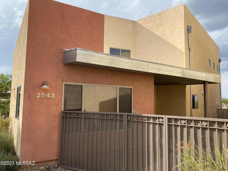2543 N Silver Mosaic Drive, Tucson, AZ 85745