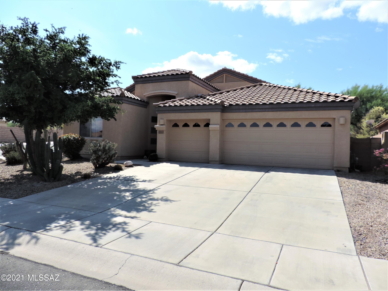 7065 W Lone Flower Drive, Tucson, AZ 85743