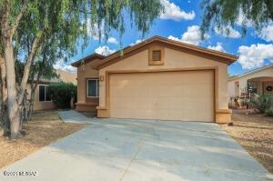 8783 E Mountain Spring Drive, Tucson, AZ 85747