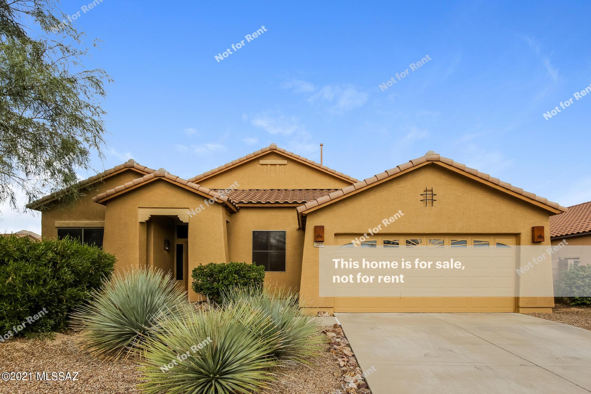 12918 N Cenozoic Drive, Marana, AZ 85658