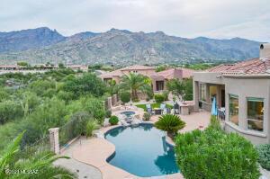 6143 N Pinnacle Ridge Drive, Tucson, AZ 85718