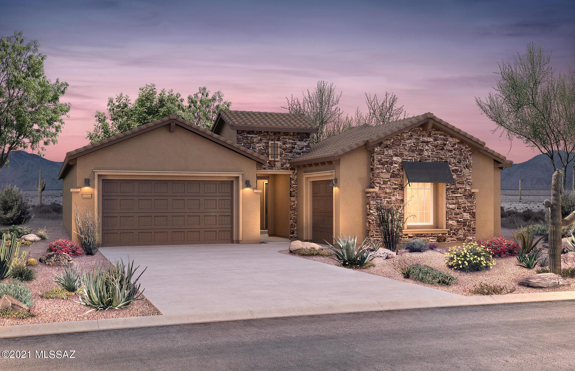 8371 N Lone Ranger Road, Tucson, AZ 85743