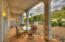 Covered Flagstone Patio