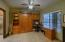 Formal dining? Office/study? Even a murphy bed?!