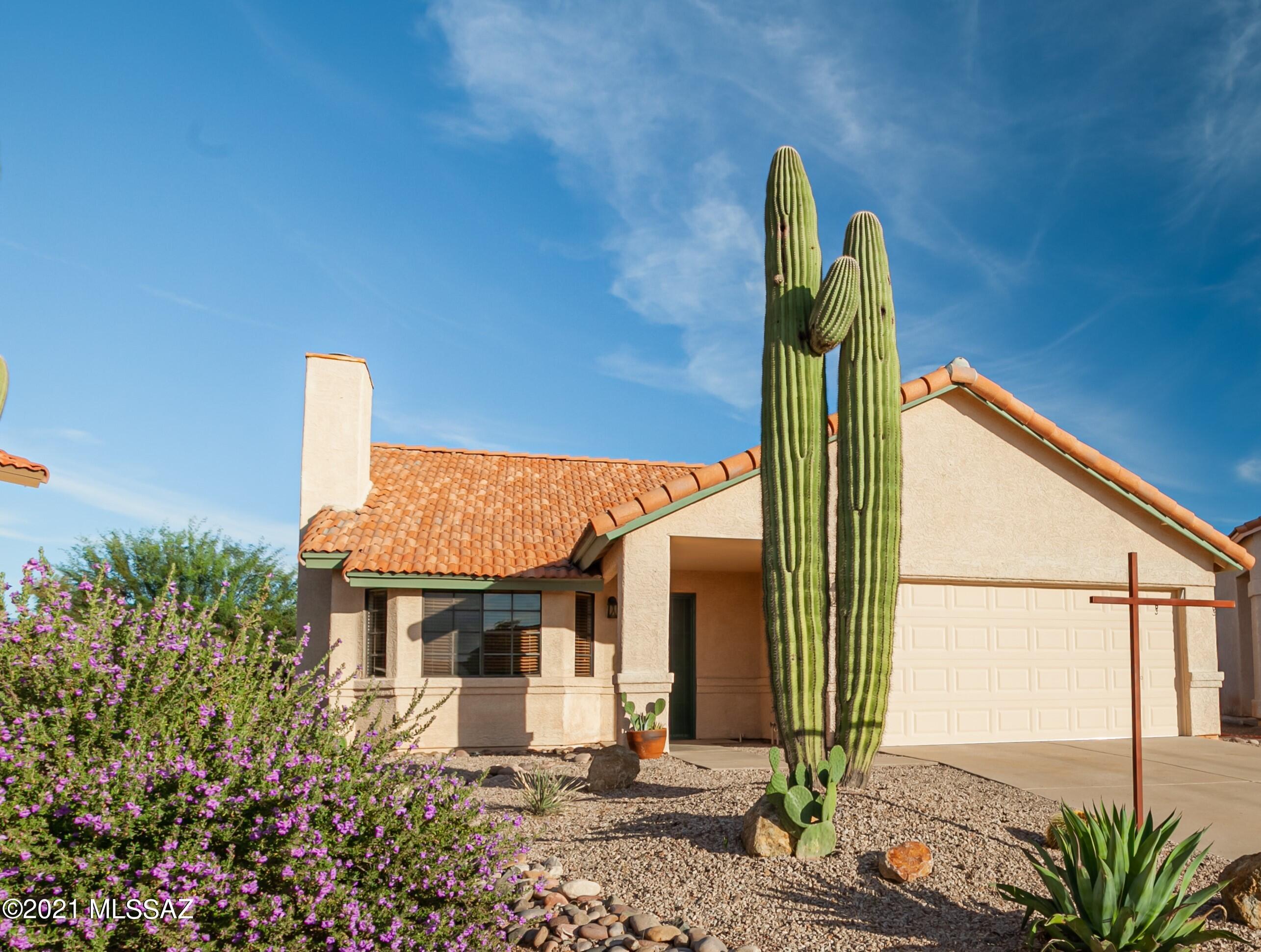 8846 N Willeta Drive, Tucson, AZ 85743