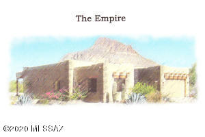 Rendering of the Empire floor plan which can be customized or a new plan chosen altogether.