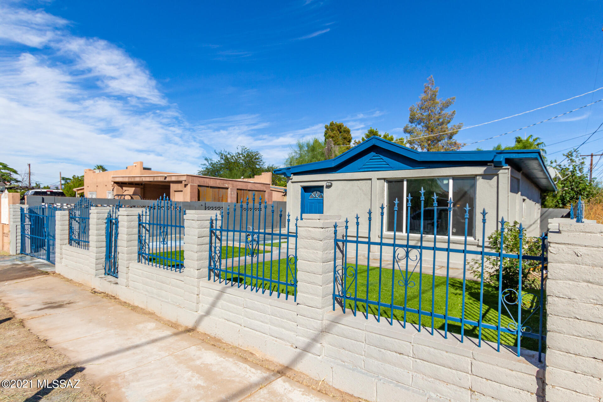 4531 S 11Th Avenue, Tucson, AZ 85714