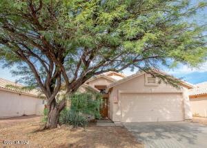 9145 N Palm Brook Drive, Tucson, AZ 85743