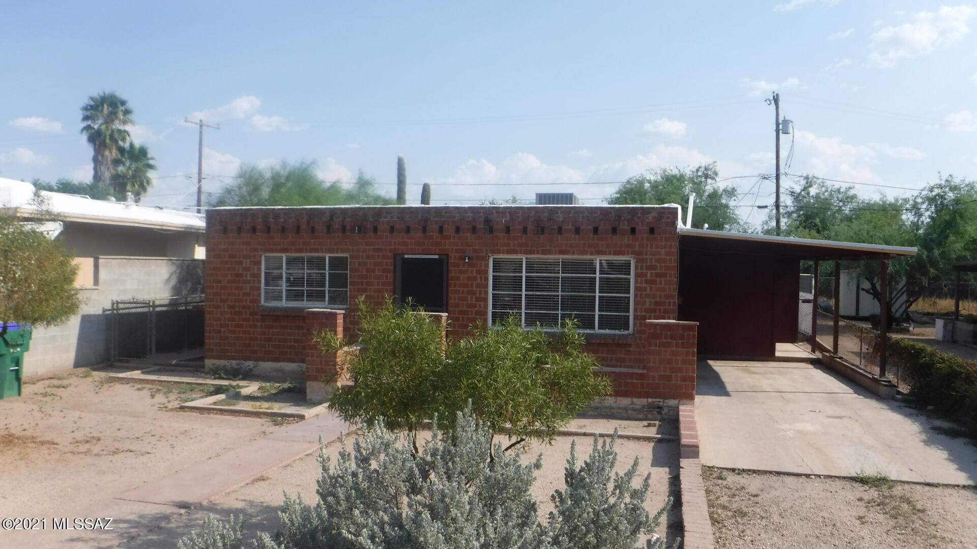809 W Vanover Road, Tucson, AZ 85705