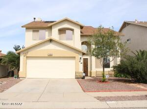 8887 S Desert Valley Way, Tucson, AZ 85747