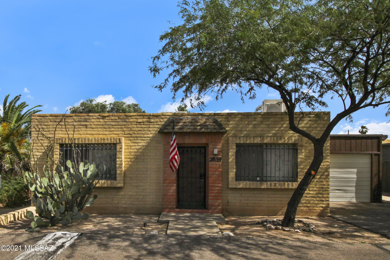 2839 N Fontana Avenue, Tucson, AZ 85705