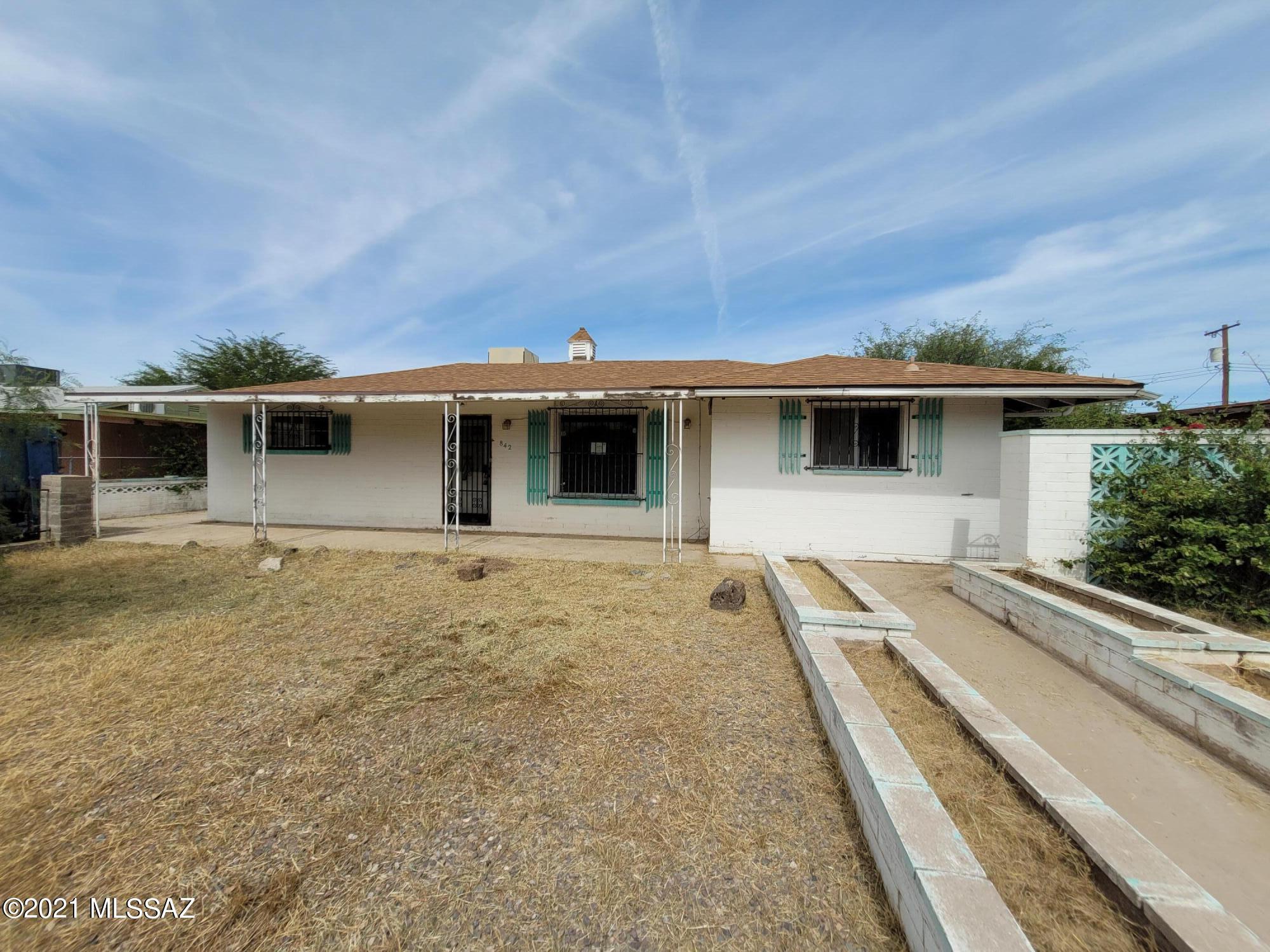 842 W Mossman Street, Tucson, AZ 85706