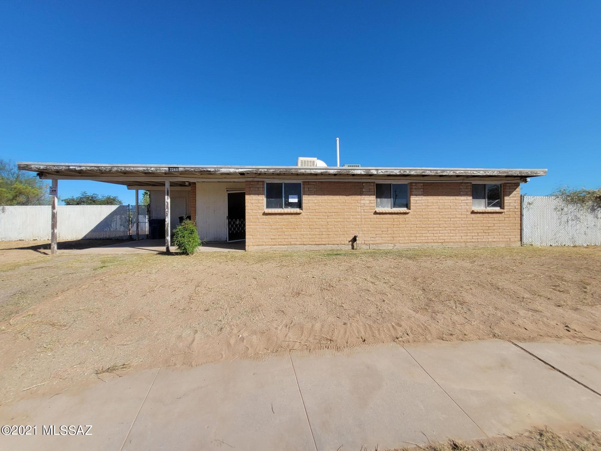 7240 S Jill Place, Tucson, AZ 85756