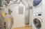 laundry room and utility room, washer/dryer are included