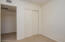closet in 2nd bedroom