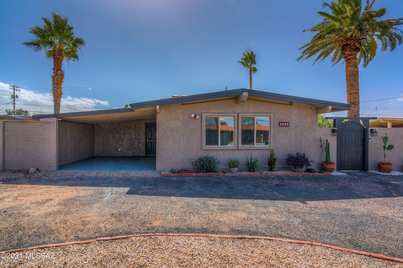 5434 E 5Th Street, Tucson, AZ 85711