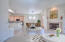 Virtually Staged Living Space