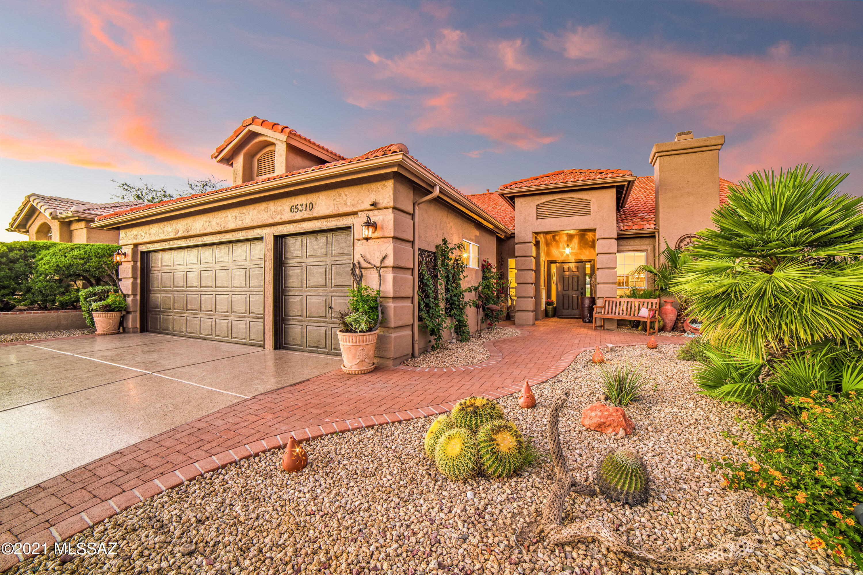 Photo of 65310 E Rolling Hills Drive, Saddlebrooke, AZ 85739