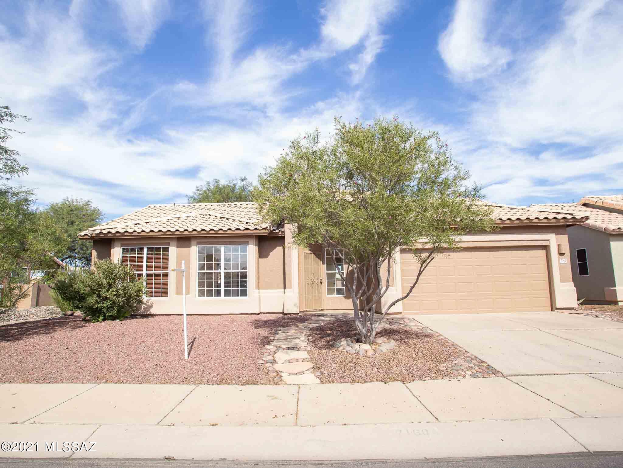 7160 W Yarbough Drive, Tucson, AZ 85743