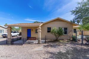 302 N Silverbell Road, Tucson, AZ 85745