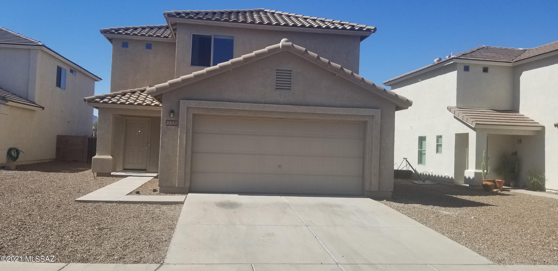 2833 N Silver Island Way, Tucson, AZ 85745