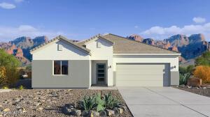 12470 W Gini Lane W, Marana, AZ 85653