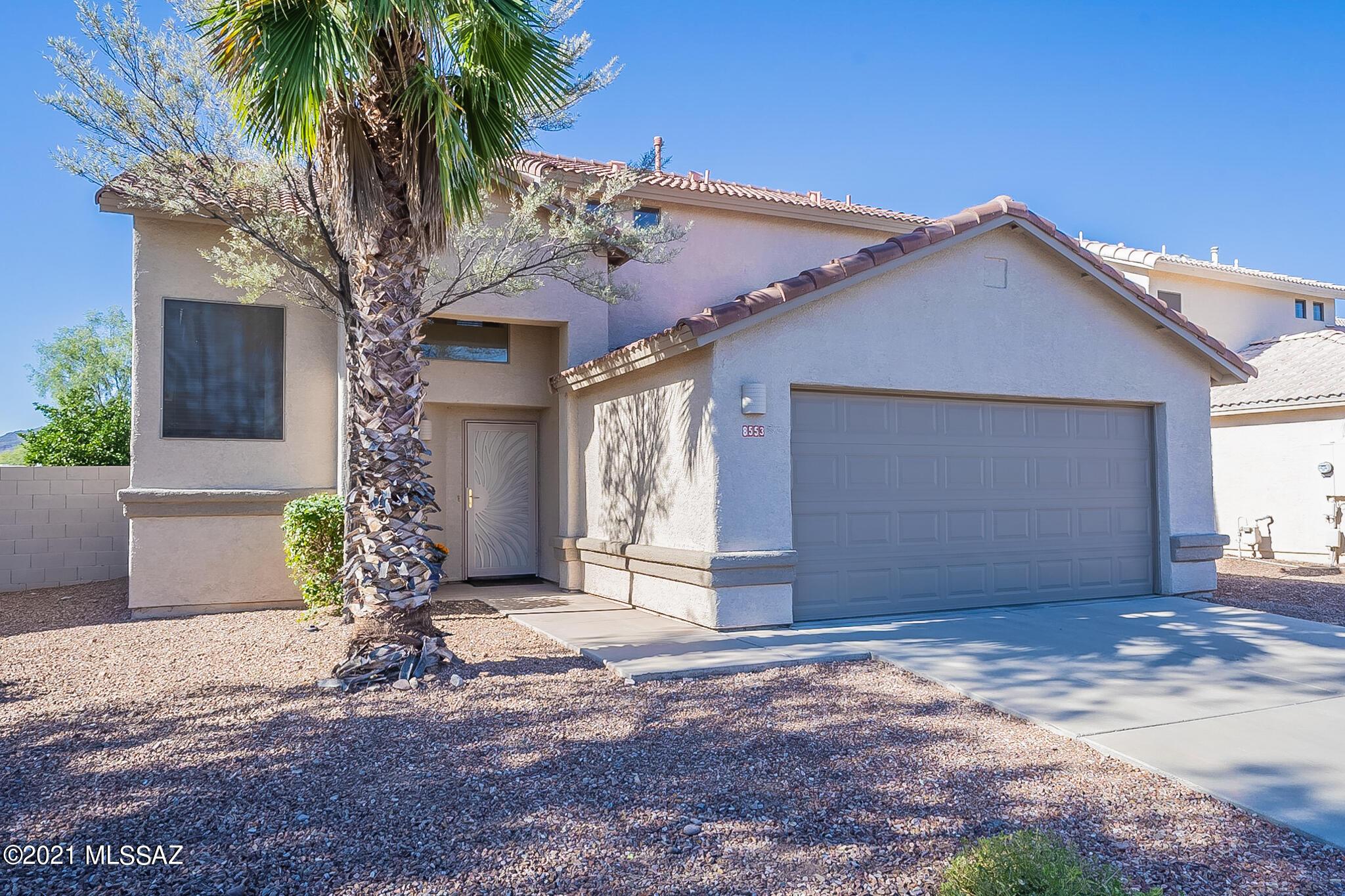 8553 N Cantora Way, Tucson, AZ 85743