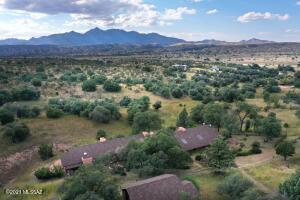 A 57.7 acre retreat.