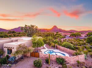 7222 W Romero Pools Place, Tucson, AZ 85743