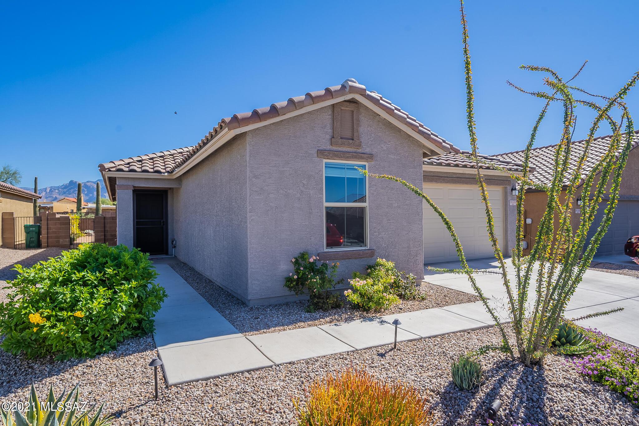 9158 N Wagon Spoke Court, Tucson, AZ 85742