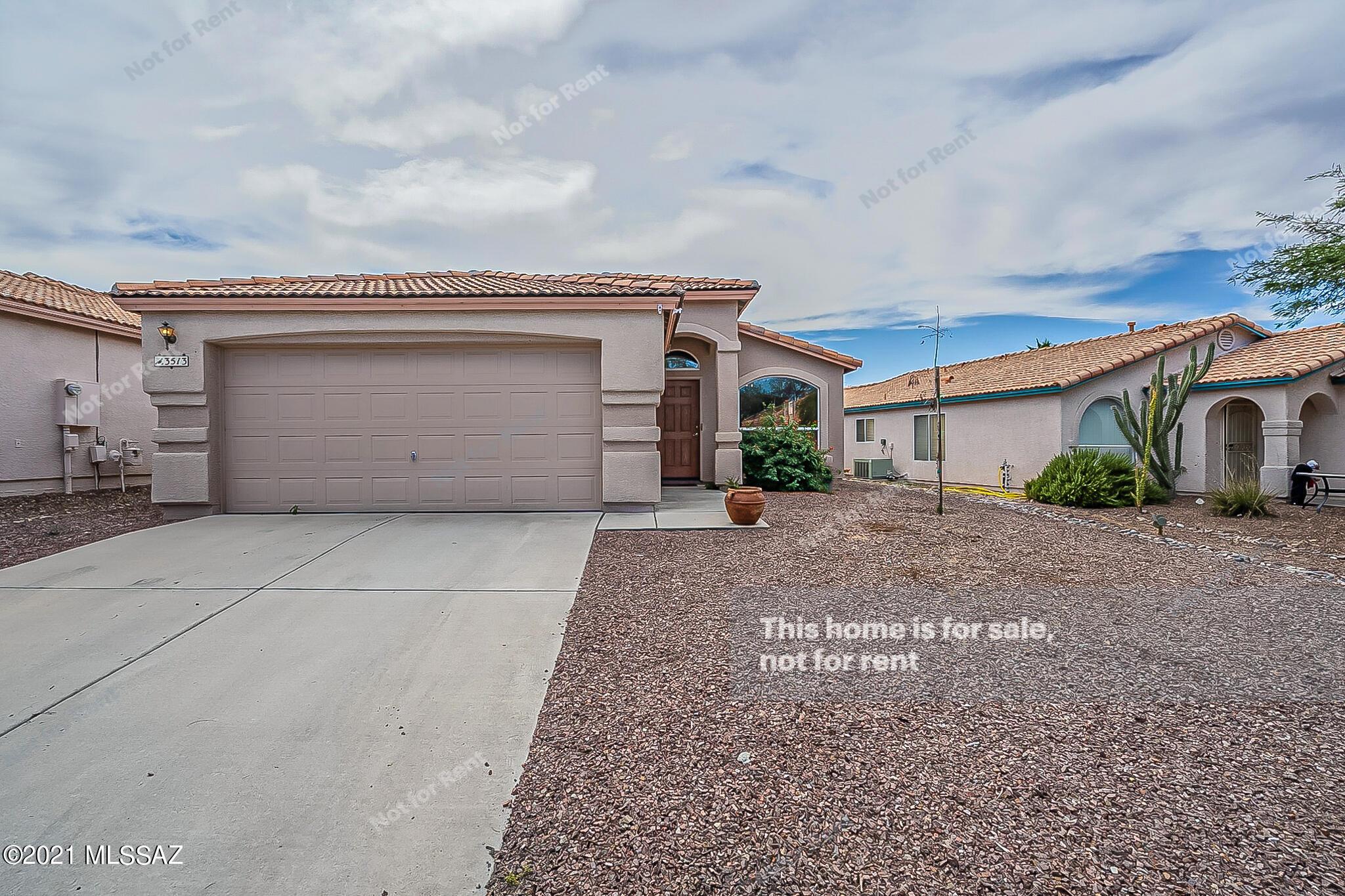 3513 W Camino De Urania, Tucson, AZ 85741