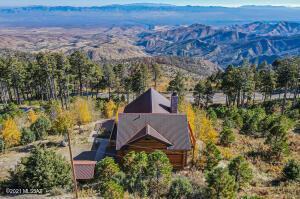 13061 N Upper Loma Linda Road, Mt. Lemmon, AZ 85619