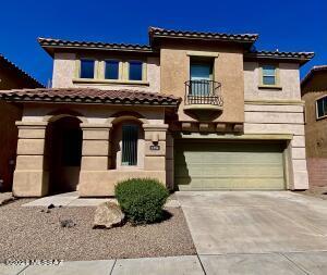 1596 W Blue Horizon Street, Tucson, AZ 85704