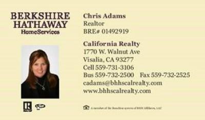 Chris A Adams agent image