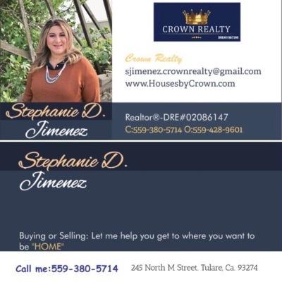 Stephanie D Jimenez agent image