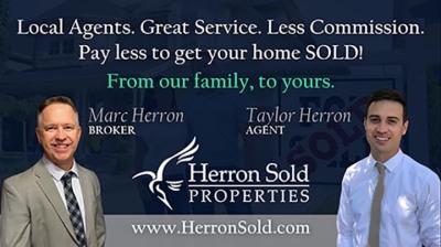 Marc J Herron agent image