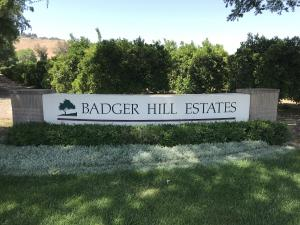 Badger Hill Lot #120, Exeter, CA 93221
