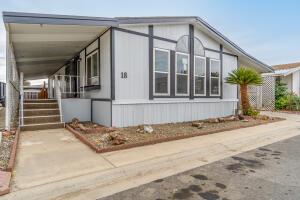 2300 W Morton Avenue, 18, Porterville, CA 93257