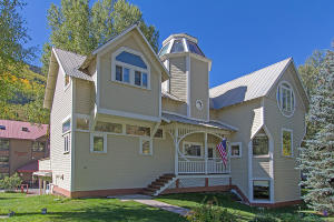 650, 652 W Colorado Avenue Unit: East and West, Telluride, CO 81435
