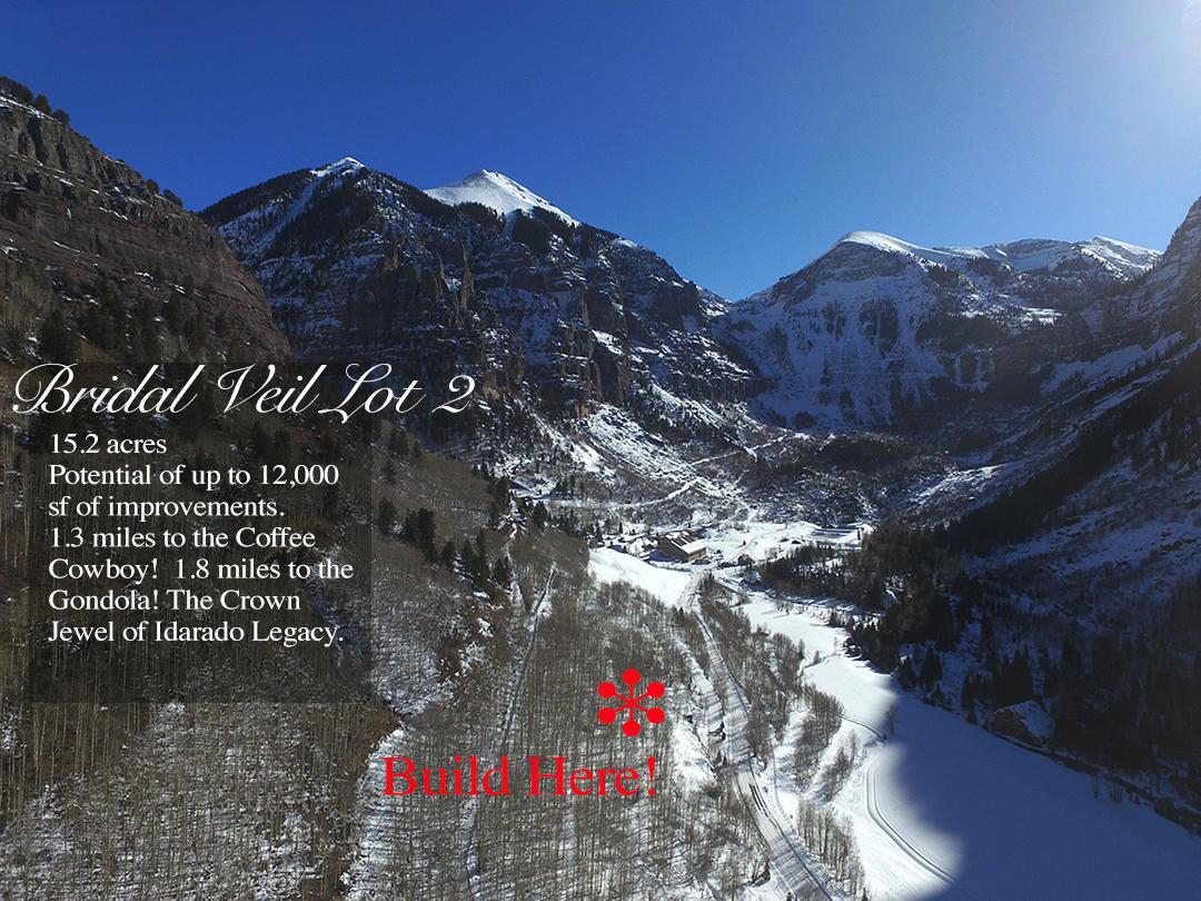 TBD BRIDAL VEIL Telluride CO 81435