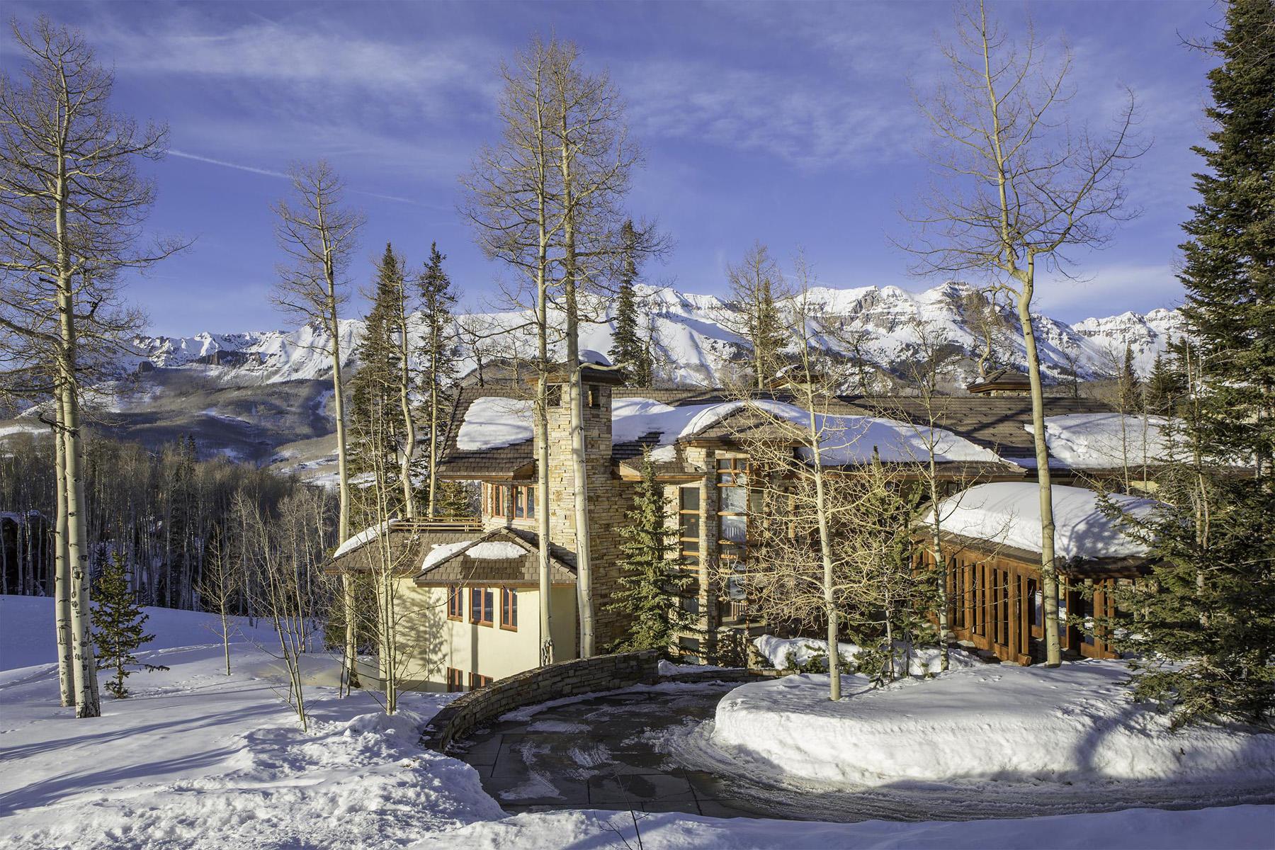 210 Wilson Peak Drive Mountain Village CO 81435