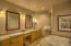 Residence 112's master bath at Fairmont Heritage Place Franz Klammer Lodge, Telluride Colorado